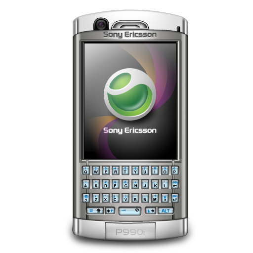 P990i is an umts phone supporting packet data transmission speed of up to 384 kbps in 3g networks